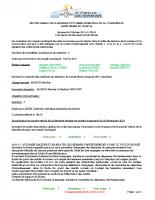 1 COMPTE RENDU CM DU 8 FEVRIER 2019